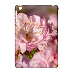 Beautiful Flowering Almond Apple Ipad Mini Hardshell Case (compatible With Smart Cover) by FunnyCow