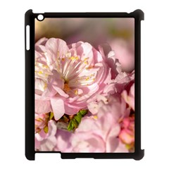 Beautiful Flowering Almond Apple Ipad 3/4 Case (black) by FunnyCow
