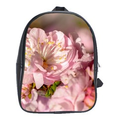 Beautiful Flowering Almond School Bag (xl) by FunnyCow