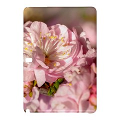 Beautiful Flowering Almond Samsung Galaxy Tab Pro 10 1 Hardshell Case by FunnyCow
