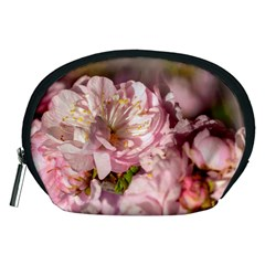 Beautiful Flowering Almond Accessory Pouches (medium)  by FunnyCow
