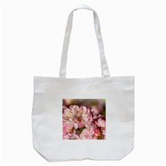 Beautiful Flowering Almond Tote Bag (white) by FunnyCow