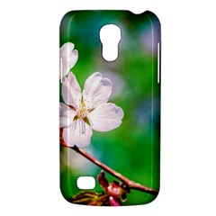 Sakura Flowers On Green Samsung Galaxy S4 Mini (gt I9190) Hardshell Case  by FunnyCow
