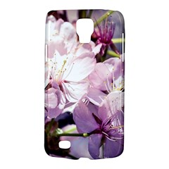 Sakura In The Shade Samsung Galaxy S4 Active (i9295) Hardshell Case by FunnyCow