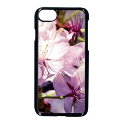 Sakura In The Shade Apple Iphone 8 Seamless Case (black) by FunnyCow