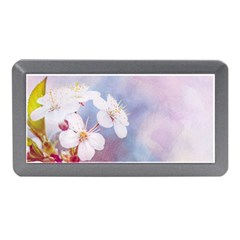 Pink Mist Of Sakura Memory Card Reader (mini)
