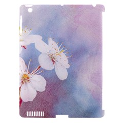 Pink Mist Of Sakura Apple Ipad 3/4 Hardshell Case (compatible With Smart Cover) by FunnyCow