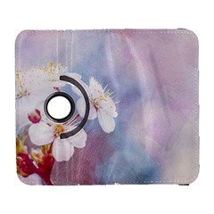 Pink Mist Of Sakura Samsung Galaxy S  Iii Flip 360 Case by FunnyCow