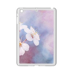 Pink Mist Of Sakura Ipad Mini 2 Enamel Coated Cases by FunnyCow