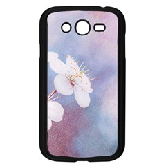 Pink Mist Of Sakura Samsung Galaxy Grand Duos I9082 Case (black) by FunnyCow