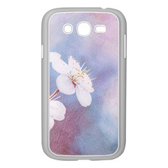 Pink Mist Of Sakura Samsung Galaxy Grand Duos I9082 Case (white) by FunnyCow