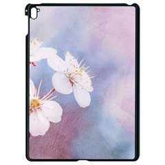 Pink Mist Of Sakura Apple Ipad Pro 9 7   Black Seamless Case by FunnyCow