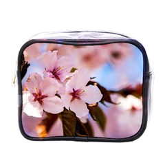 Three Sakura Flowers Mini Toiletries Bags by FunnyCow