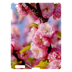 Flowering Almond Flowersg Apple Ipad 3/4 Hardshell Case