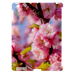 Flowering Almond Flowersg Apple Ipad 3/4 Hardshell Case (compatible With Smart Cover) by FunnyCow