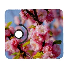 Flowering Almond Flowersg Samsung Galaxy S  Iii Flip 360 Case by FunnyCow