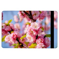 Flowering Almond Flowersg Ipad Air Flip by FunnyCow
