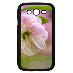 Single Almond Flower Samsung Galaxy Grand Duos I9082 Case (black) by FunnyCow