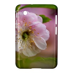 Single Almond Flower Samsung Galaxy Tab 2 (7 ) P3100 Hardshell Case  by FunnyCow
