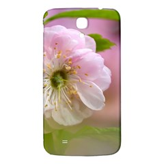 Single Almond Flower Samsung Galaxy Mega I9200 Hardshell Back Case by FunnyCow