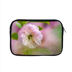 Single Almond Flower Apple Macbook Pro 15  Zipper Case by FunnyCow