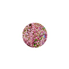 Almond Tree In Bloom 1  Mini Buttons by FunnyCow