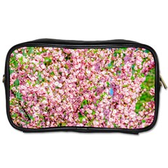 Almond Tree In Bloom Toiletries Bags 2 Side by FunnyCow