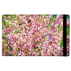 Almond Tree In Bloom Apple Ipad 3/4 Flip Case by FunnyCow