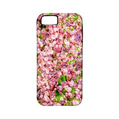 Almond Tree In Bloom Apple Iphone 5 Classic Hardshell Case (pc+silicone) by FunnyCow