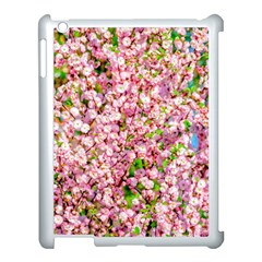 Almond Tree In Bloom Apple Ipad 3/4 Case (white) by FunnyCow