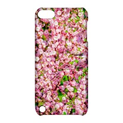 Almond Tree In Bloom Apple Ipod Touch 5 Hardshell Case With Stand by FunnyCow