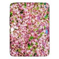 Almond Tree In Bloom Samsung Galaxy Tab 3 (10 1 ) P5200 Hardshell Case  by FunnyCow