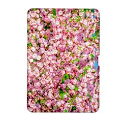 Almond Tree In Bloom Samsung Galaxy Tab 2 (10 1 ) P5100 Hardshell Case  by FunnyCow