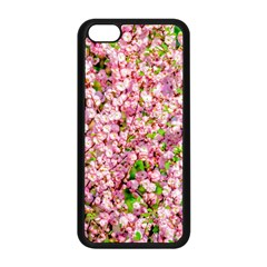Almond Tree In Bloom Apple Iphone 5c Seamless Case (black) by FunnyCow