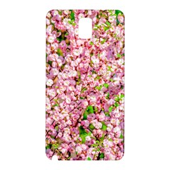 Almond Tree In Bloom Samsung Galaxy Note 3 N9005 Hardshell Back Case by FunnyCow