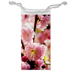 Blooming Almond At Sunset Jewelry Bags by FunnyCow