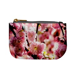 Blooming Almond At Sunset Mini Coin Purses by FunnyCow
