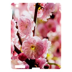 Blooming Almond At Sunset Apple Ipad 3/4 Hardshell Case by FunnyCow
