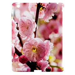 Blooming Almond At Sunset Apple Ipad 3/4 Hardshell Case (compatible With Smart Cover) by FunnyCow