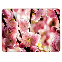 Blooming Almond At Sunset Samsung Galaxy Tab 7  P1000 Flip Case by FunnyCow