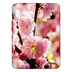 Blooming Almond At Sunset Samsung Galaxy Tab 3 (10 1 ) P5200 Hardshell Case  by FunnyCow
