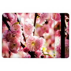Blooming Almond At Sunset Ipad Air Flip by FunnyCow
