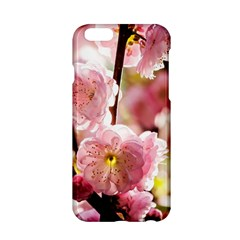 Blooming Almond At Sunset Apple Iphone 6/6s Hardshell Case by FunnyCow