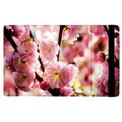 Blooming Almond At Sunset Apple Ipad Pro 9 7   Flip Case by FunnyCow