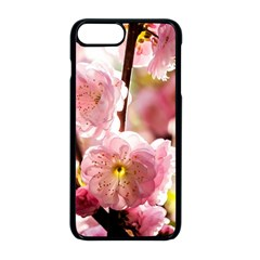 Blooming Almond At Sunset Apple Iphone 8 Plus Seamless Case (black) by FunnyCow
