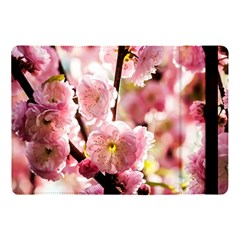 Blooming Almond At Sunset Apple Ipad 9 7 by FunnyCow