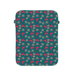 Teal Hats Apple Ipad 2/3/4 Protective Soft Cases by snowwhitegirl