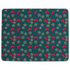 Teal Hats Jigsaw Puzzle Photo Stand (rectangular) by snowwhitegirl