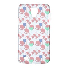 Bubblegum Cherry White Samsung Galaxy S4 Active (i9295) Hardshell Case by snowwhitegirl