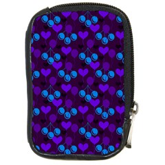 Night Cherries Compact Camera Cases by snowwhitegirl